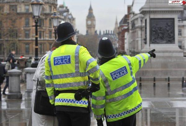 بريطانيا تزايد عدد الاعتقالات على ذمة قضايا الإرهاب