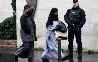 مظاهر التمييز ضد المسلمين ومعاملتهم بنوع من الشك في الغرب