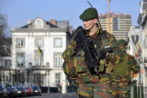 بروكسل..الإرهابيين يمكن لهم الحصول على أسلحة بشكل غير قانوني
