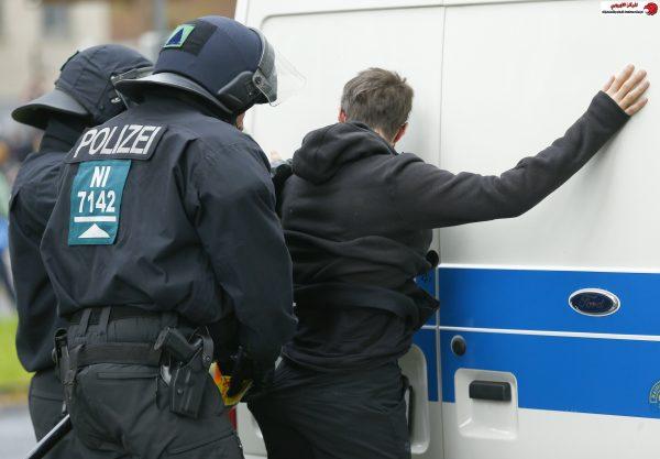 ألمانيا..حملة مداهمات تهدف إلى إحباط  أي عملية إرهابية محتملة.