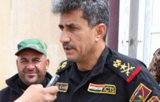 الفريق الركن عبد الوهاب الساعدي افضل قائد عسكري لعام 2017
