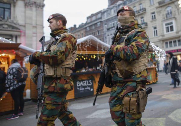 بلجيكا ..حملة مداهمات على خلفية اعتداءات بروكسل