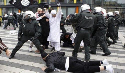 الإستخبارات الألمانية تعتمد تصنيف جديد للعناصر السلفية المتطرفة الخطرة على اراضيها