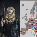تقرير : الجماعات المتطرفة في اوروبا والدول الداعمة لها بالأسماء ومصادر تمويلها