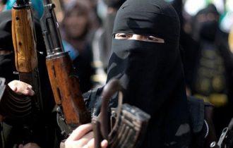 """""""داعش"""" يدفع بالنساء إلى ساحات القتال بعد هزائمه المتكرّرة"""