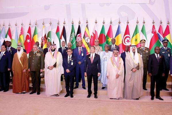 التحالف الإسلامي ما بعد داعش يتعهد بمكافحة الإرهاب سياسيا وعسكريا