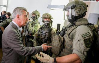 تعرف على تفاصيل قوة الشرطة الخاصة الألمانية وحدة GSG9