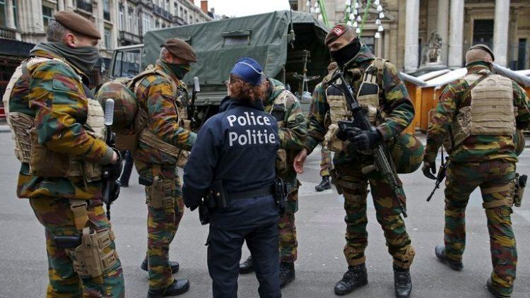 محمي: تنامي الجماعات الأسلاموية المتطرفة فى بلجيكا وأنشطتها