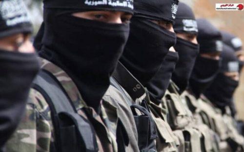 مخاوف من إمكانية تواصل المقاتلين الأجانب و إعادة إنتاج تنظيم إرهابي جديد.