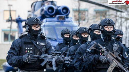 محمي: الإستخبارا الألمانية.. قائمة  التقارير والأجراءات الأمنية للوقاية من التطرف واحتواء المقاتلين الأجانب