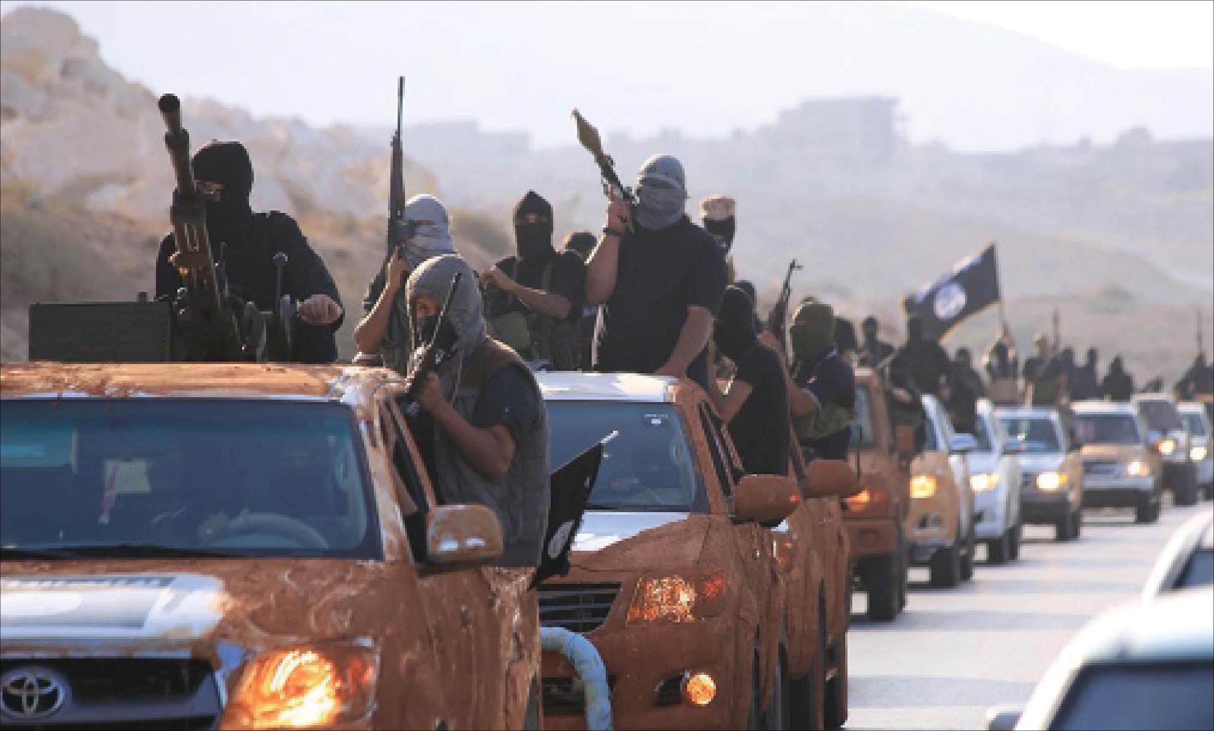 الإرهاب في غرب افريقيا وليد الفوضى المنظمة