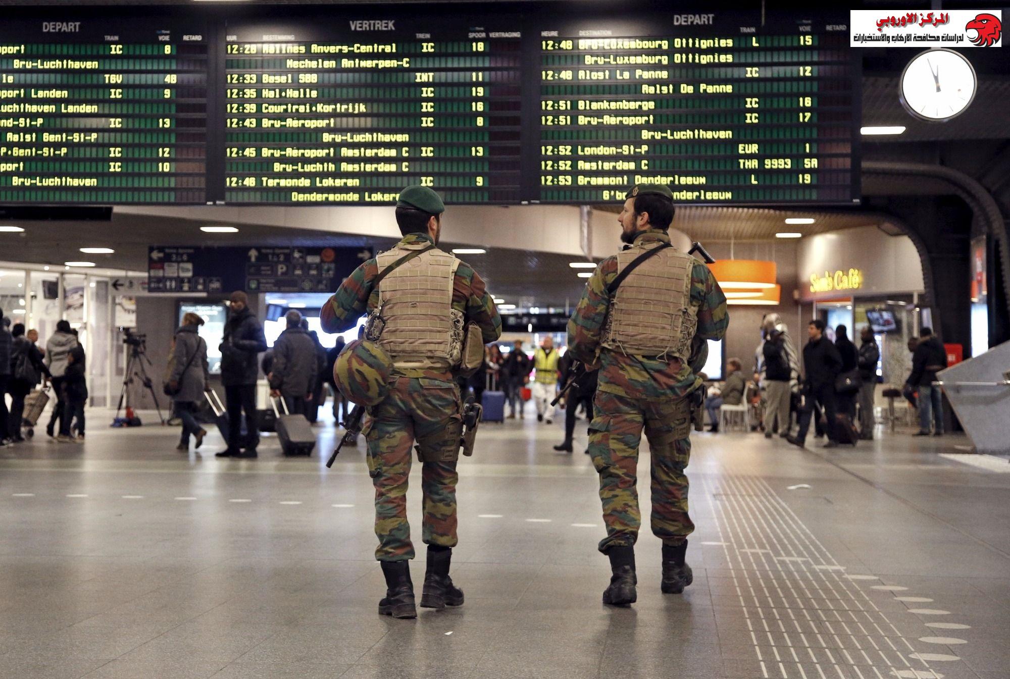 معضلة عودة المقاتلين الاجانب الى بلجيكا