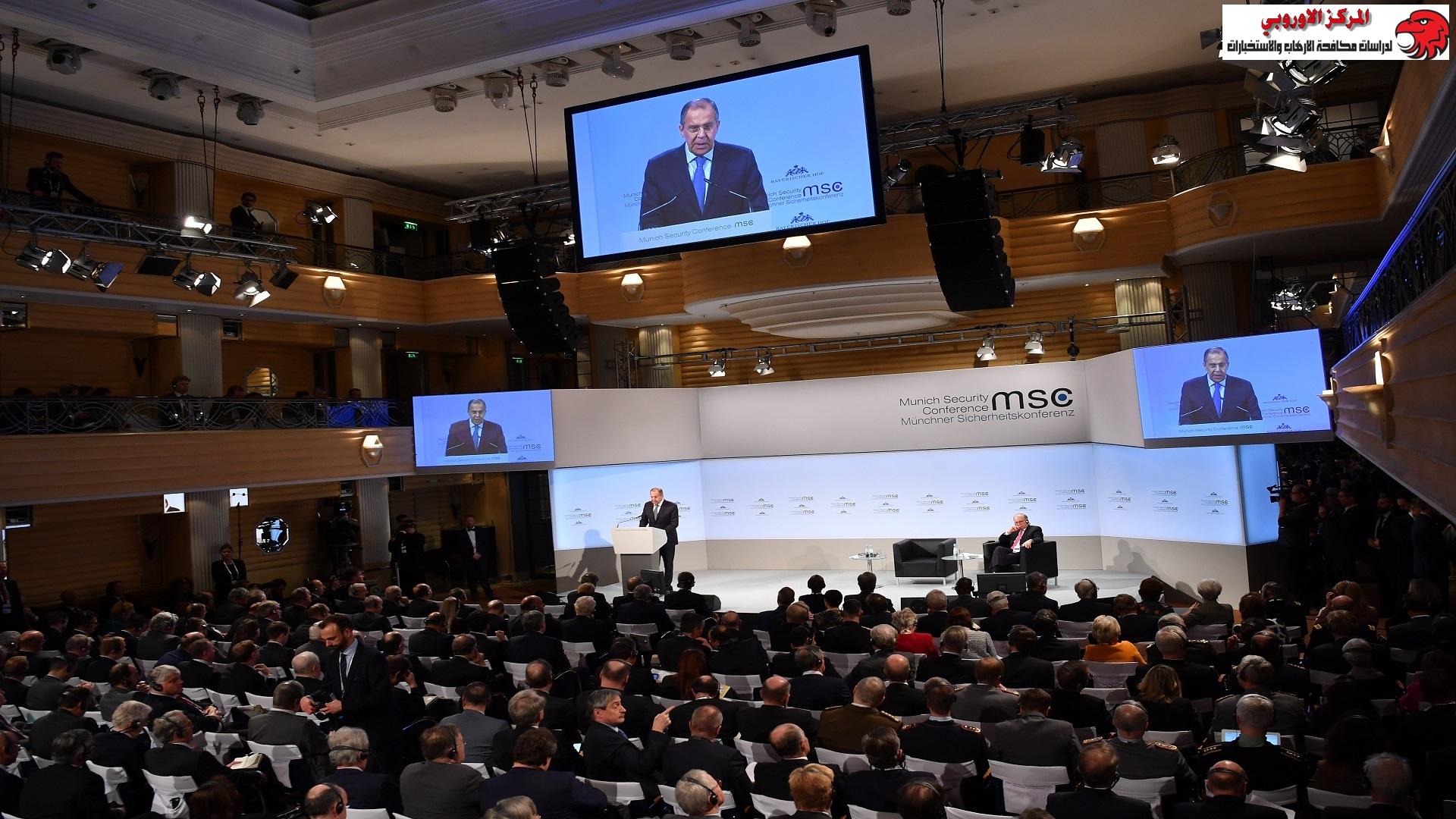 هكذا جائت خلاصة مؤتمر ميونخ للأمن 2018، قاتمة !