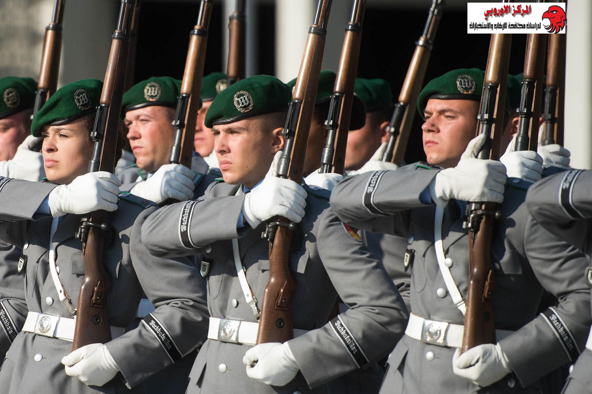 مساعي الحكومة الألمانية لمكافحة الإرهاب والهجرة غير الشرعية في ليبيا