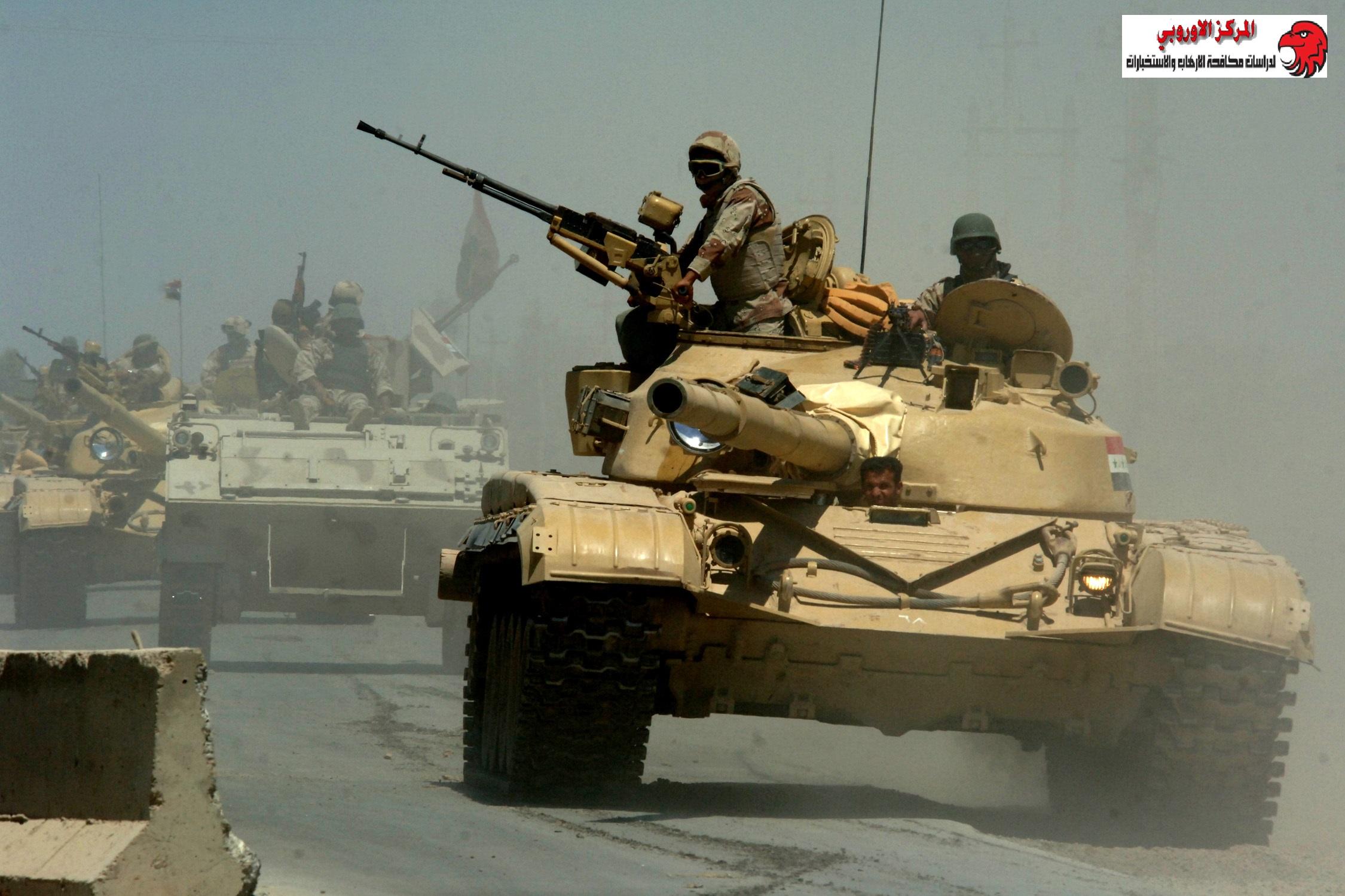 مساحة الدفاع ما بعد المعركة. بقلم هشام العلي