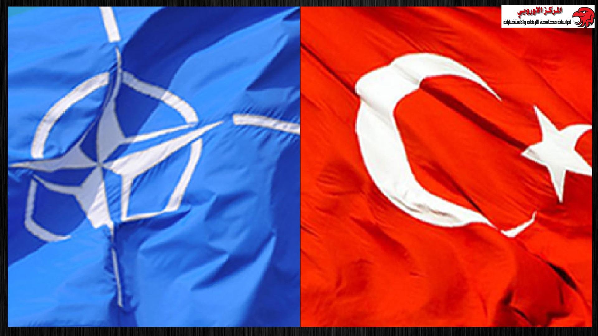 تركيا .. جملة خلافات مع الناتو ودول الاتحاد الاوروبي
