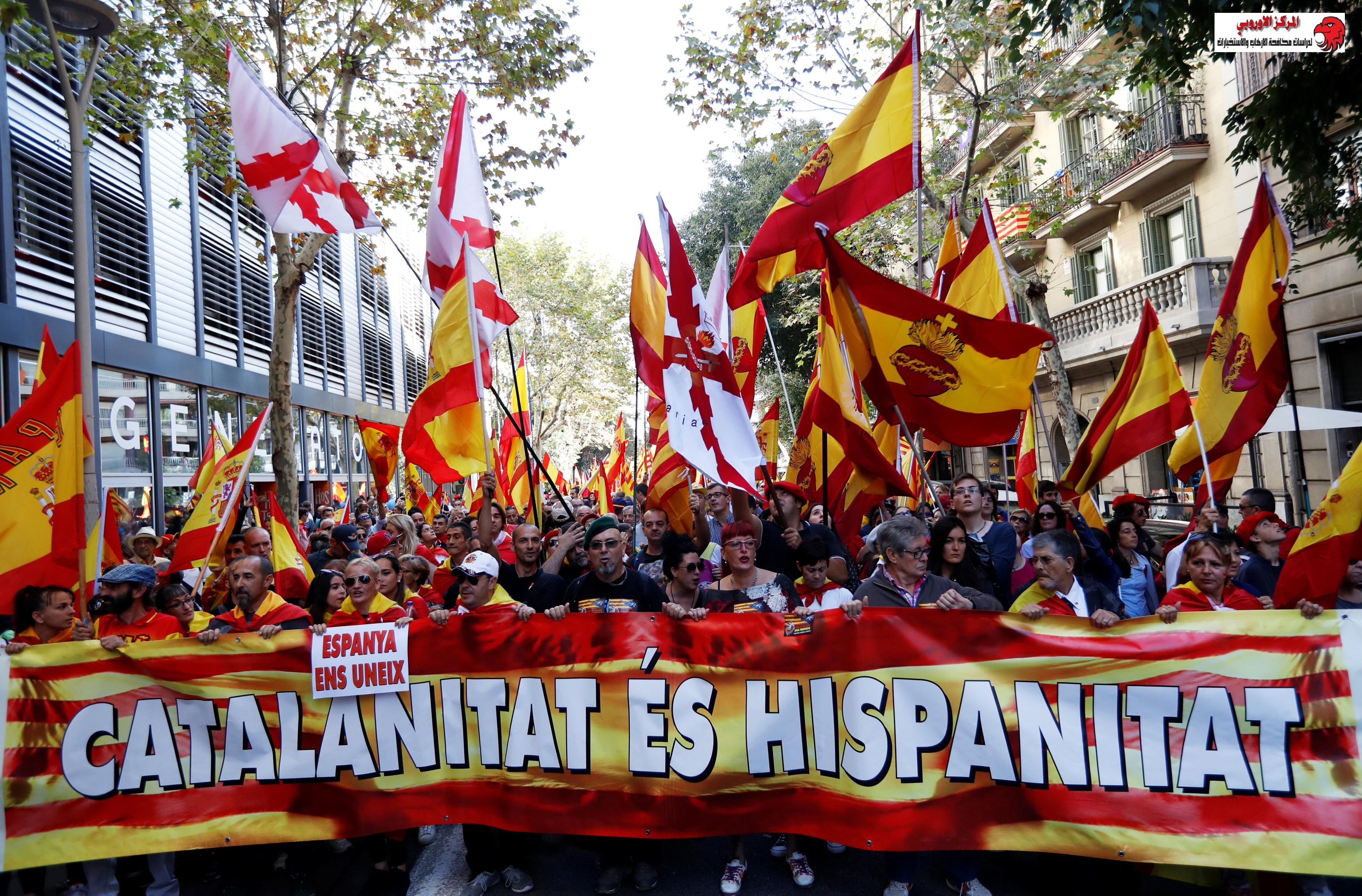 ماهو سر مخاوف الأتحاد الأوروبي تجاه دعوة اقليم كاتلونيا للأنفصال ؟