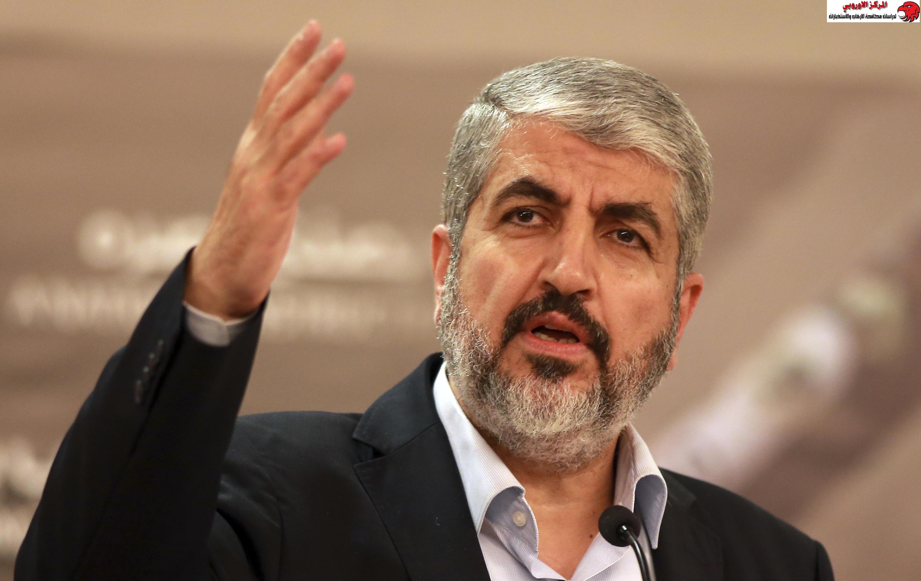 خالد مشعل والفكر الإصلاحي ،  بقلم بكر أبوبكر