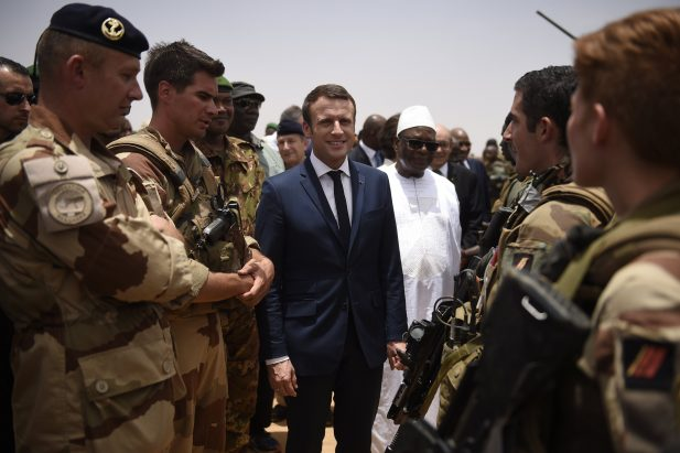 فرنسا .. تحديات فرض الأمن في مالي ودول الساحل الافريقي. الدكتور إدريس الكنبوري