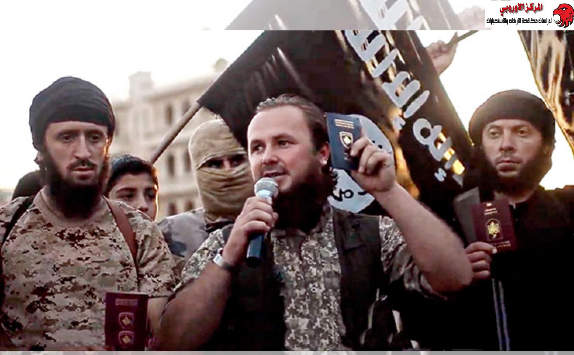 محاور الإرتكاز للمشهد الإسلاموي الشيشاني في ألمانيا
