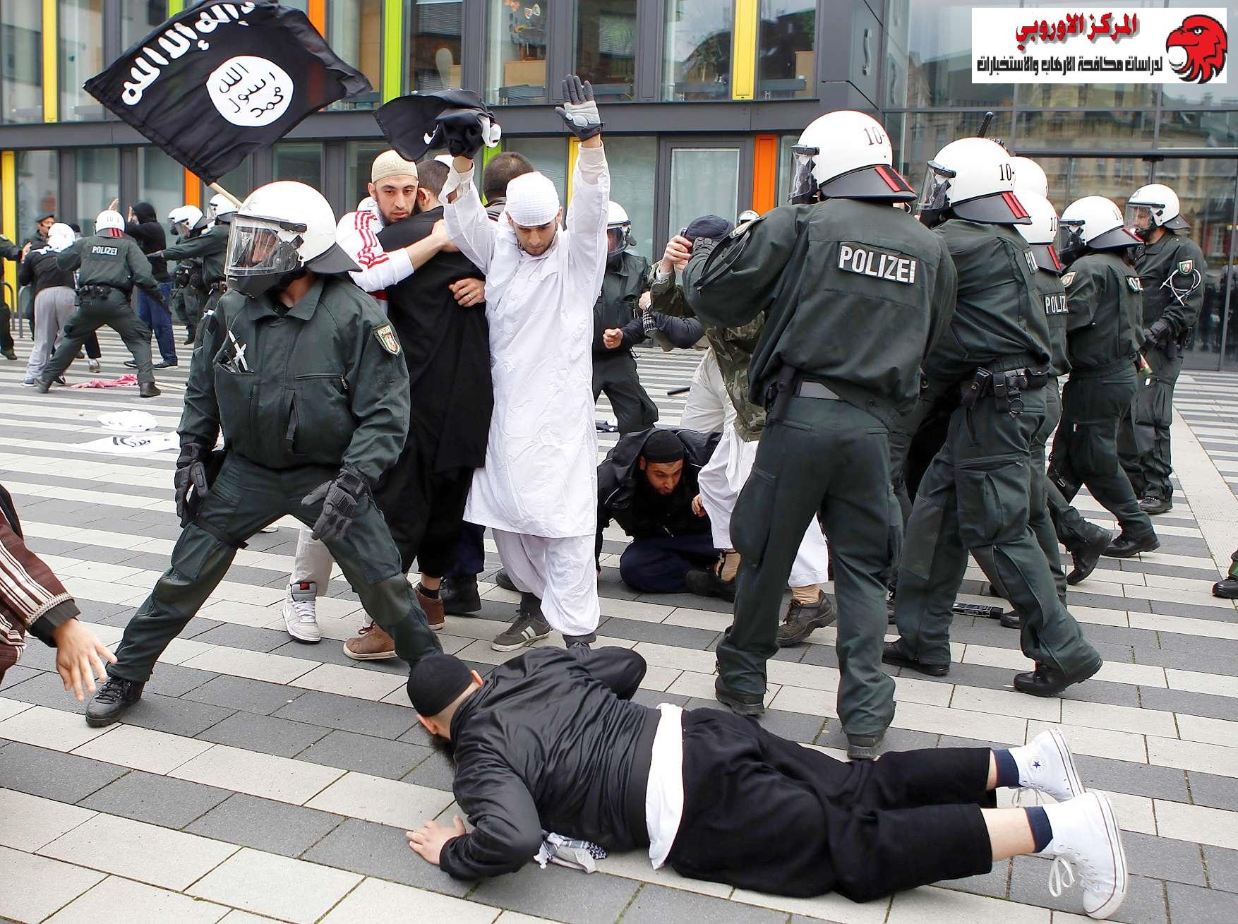 """من هي جماعة الدين الحق """"الجهادية"""" في المانيا وكيف تعاملت معها أجهزة الإستخبارات  ؟"""