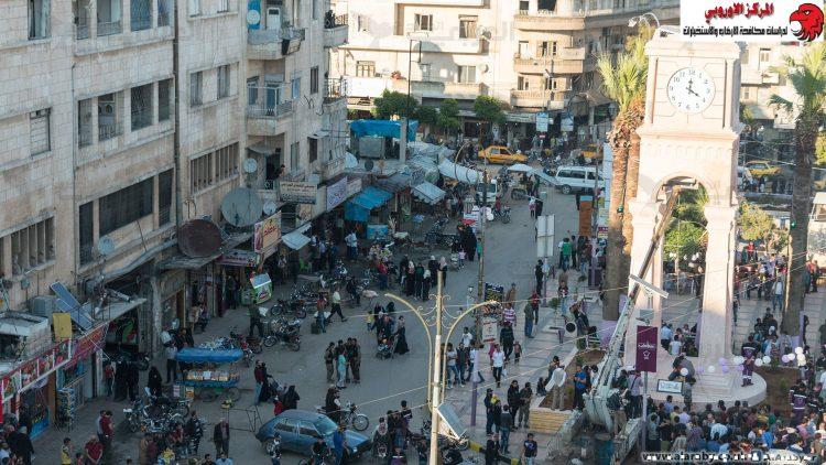 """مدينة إدلب .. إستقطاب """"جهادي"""" ومواجهات مفتوحة. بقلم صفوان داؤد"""