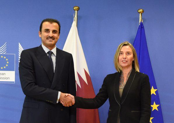 المفوضية الأوروبية … كيف تعاملت مع الإتهامات الموجهة الى قطر بتمويل الجماعات المتطرفة
