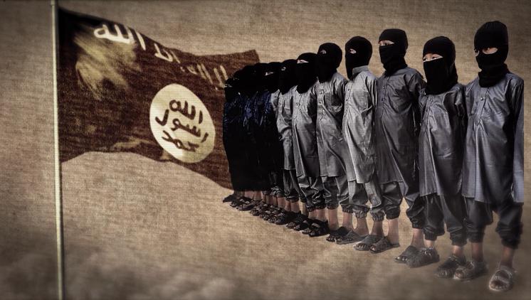 """استمرار تنظيم """"داعش"""" في الترويج لتجنيد واستقطاب الأطفال"""