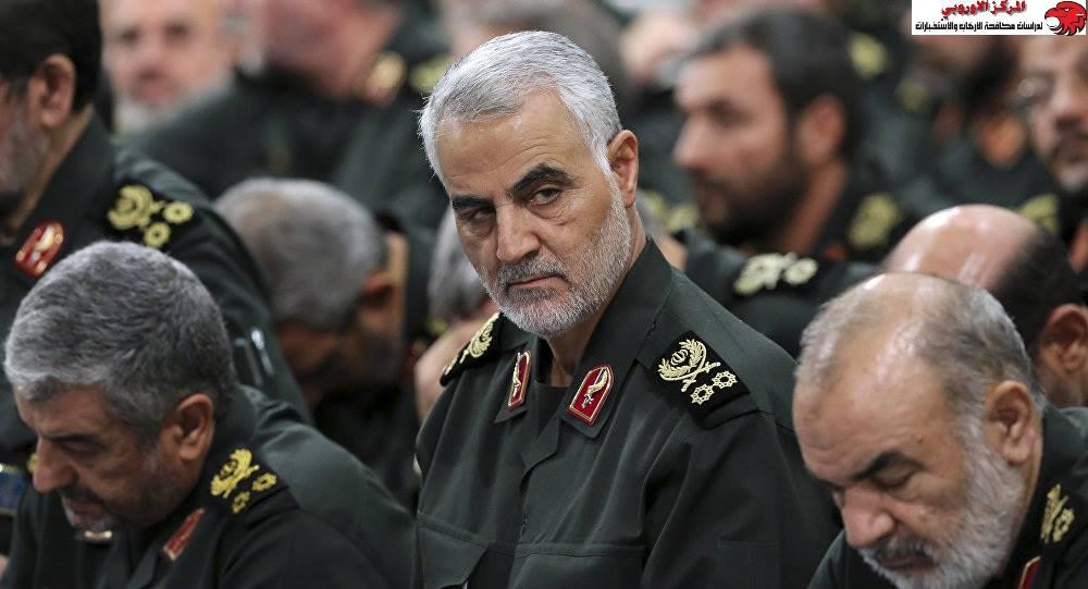 الإستخبارات الإيرانية و فيلق القدس .. تهديدات الى الأمن الاقليمي والدولي