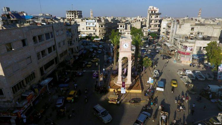 """""""الجهاديون"""" البريطانيون عليهم الفرار أو القتال في إدلب. بقلم جاسم محمد"""
