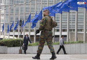 مكافحة الارهاب. بلجيكا