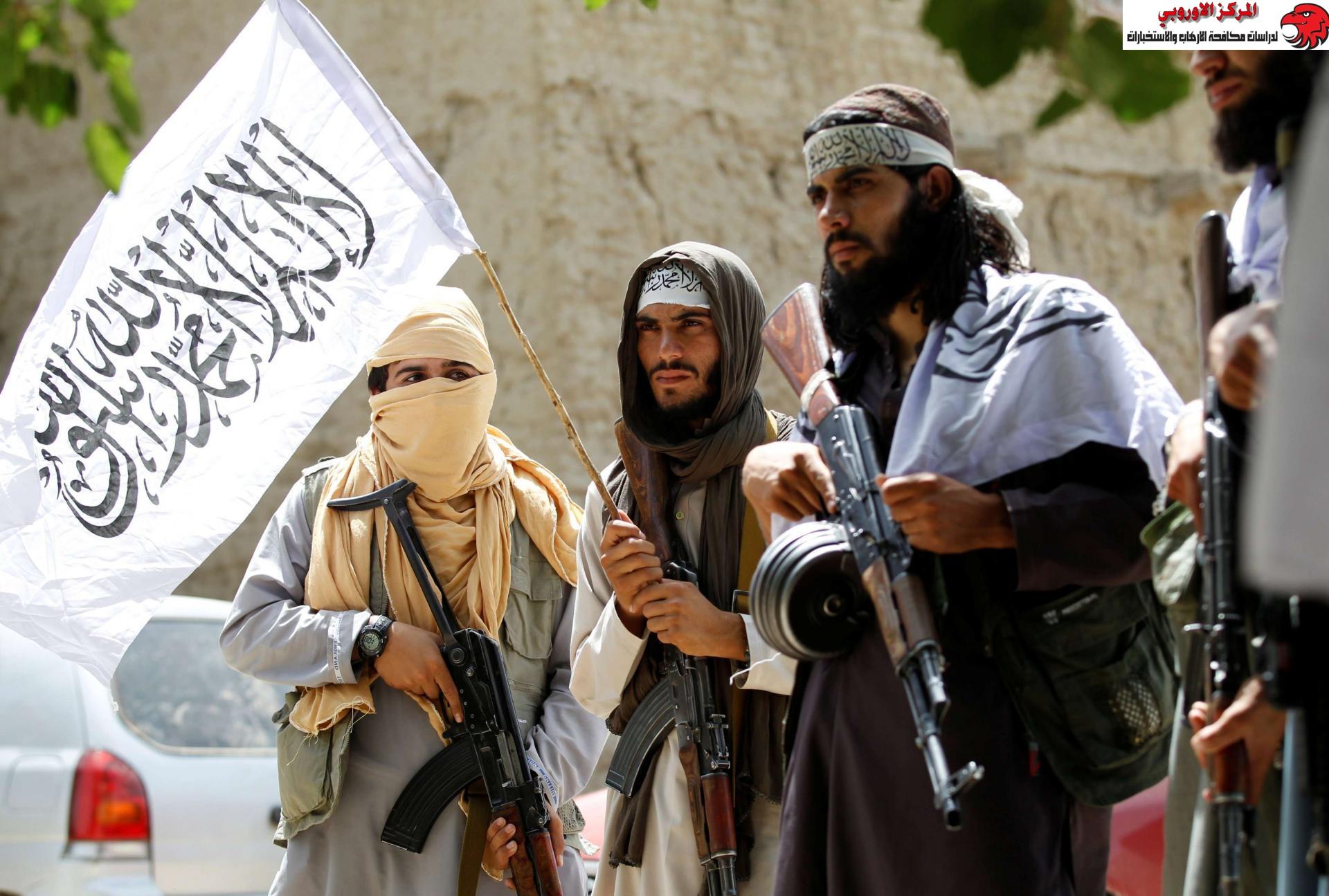 خريطة حواضن التطرف و الإرهاب … أفغانستان