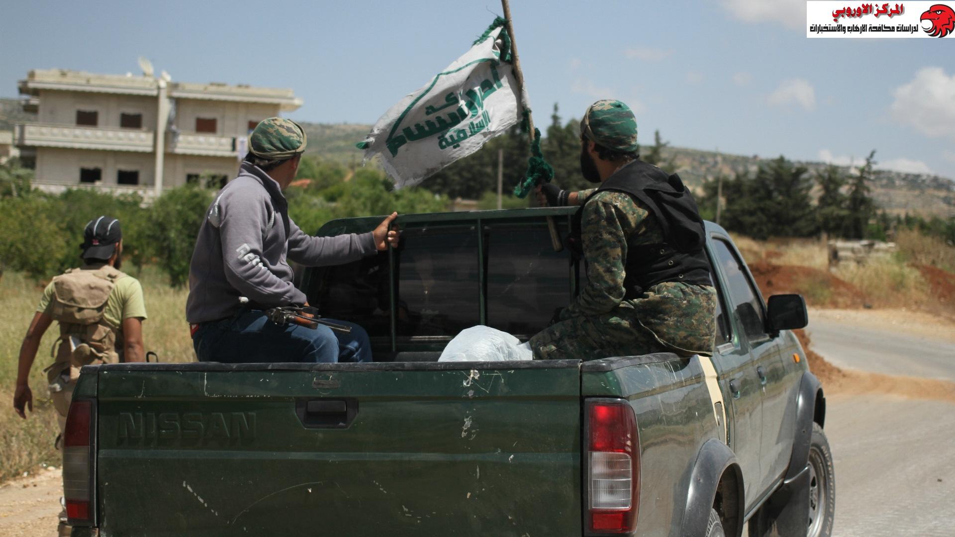 إدلب السورية… علاقات تركيا بالتنظيمات المتطرفة