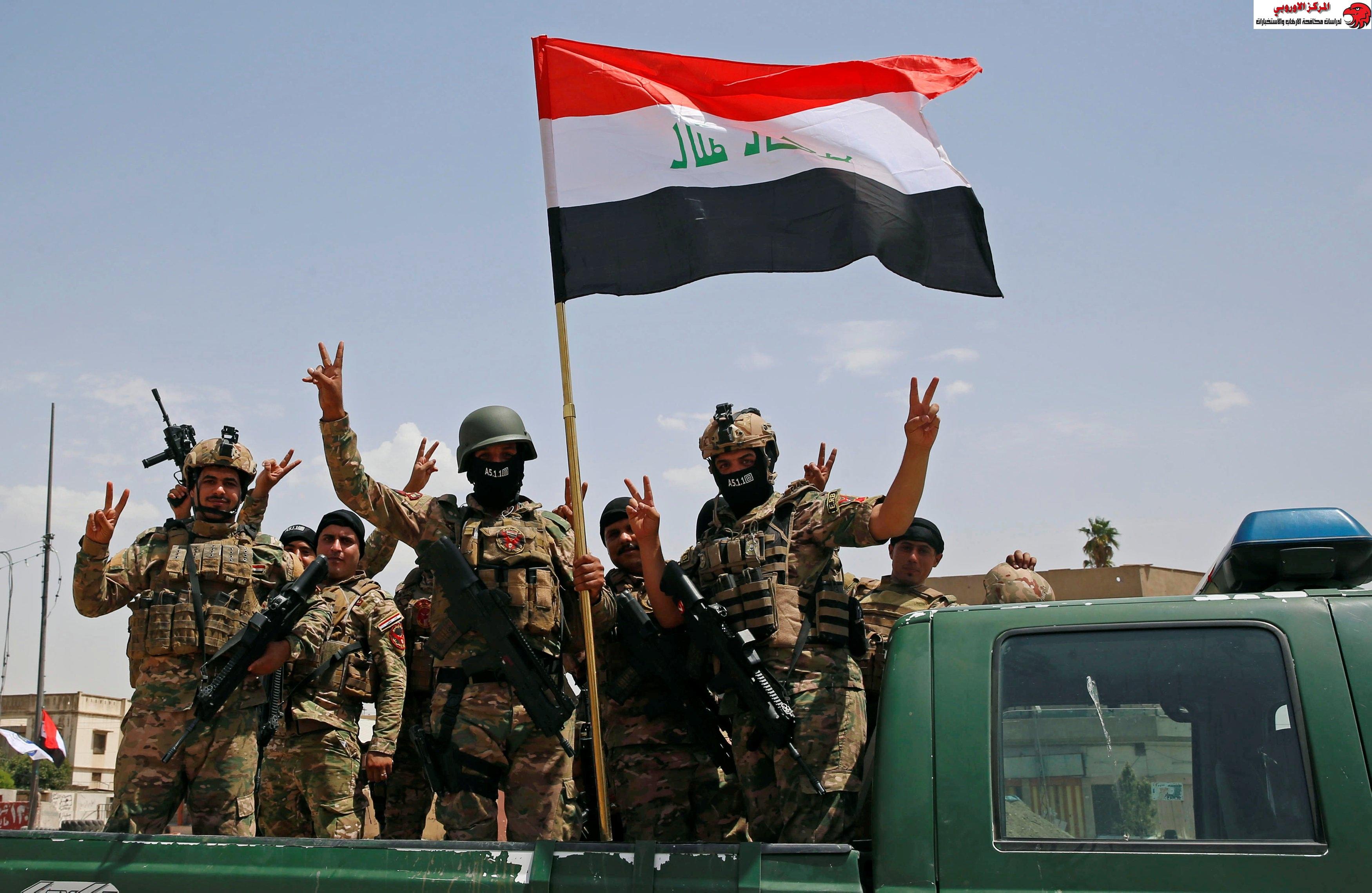خريطة حواضن التطرف والإرهاب… العراق . بقلم بسمه فايد