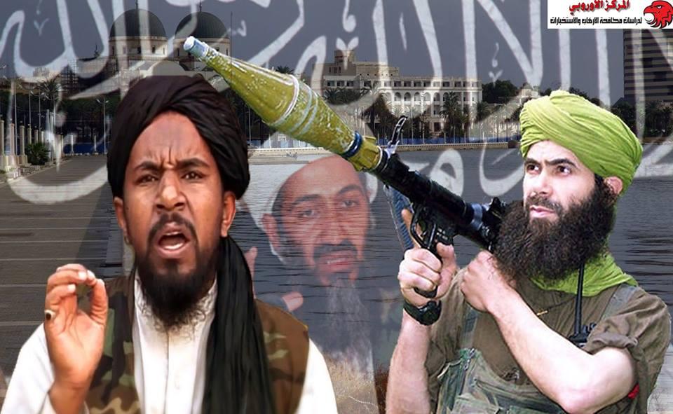 خريطة حواضن التطرف والإرهاب … شمال أفريقيا
