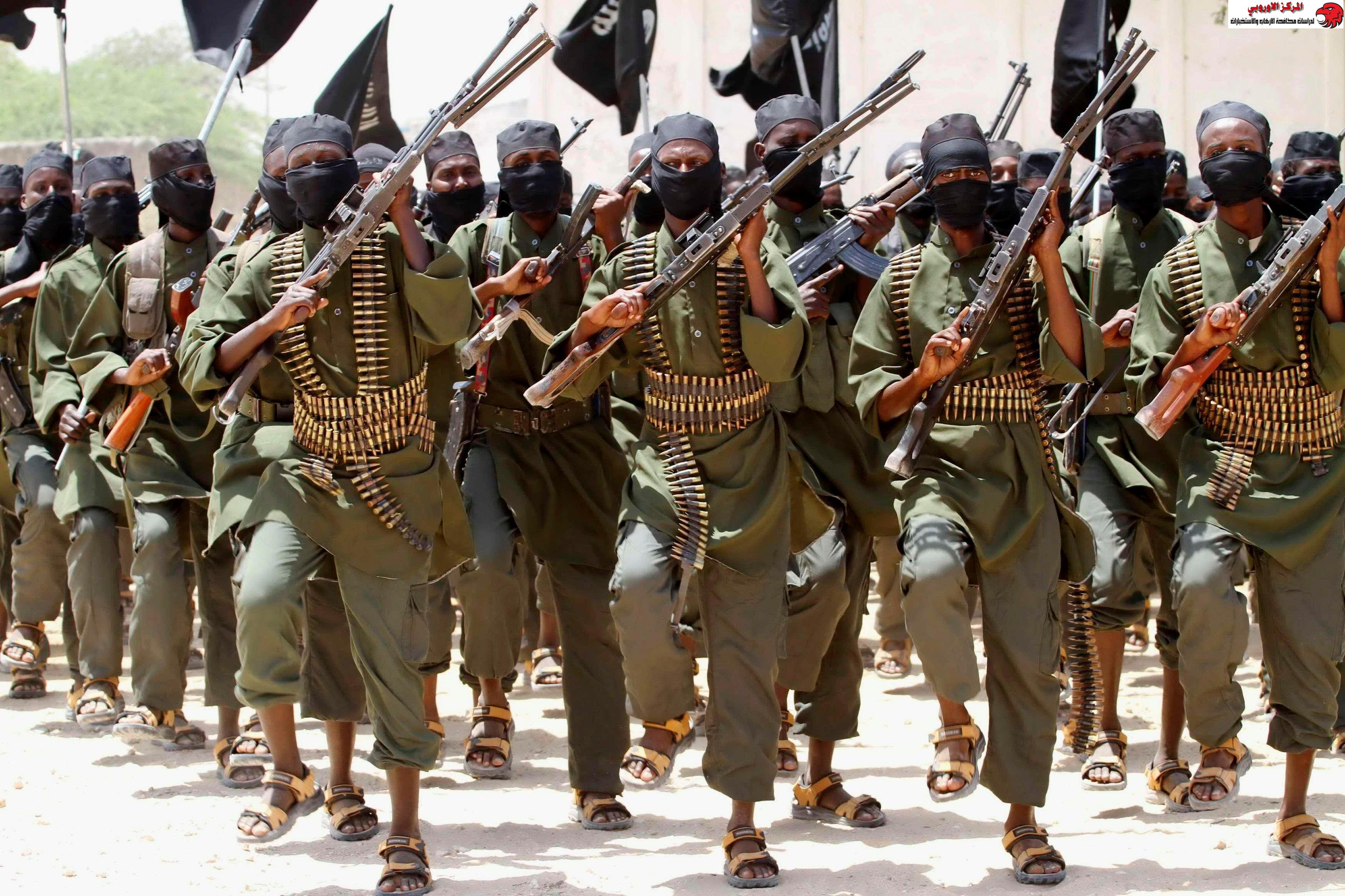 خريطة حواضن التطرف والإرهاب … الصومال