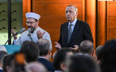إستغلال بناء المساجد في أوروبا لأهداف سياسية…تركيا