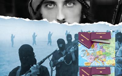 مخاوف أوروبية من عودة المقاتلين الأجانب من القتال في صفوف داعش