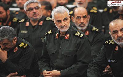 تصنيف الحرس الثوري الايراني منظمة إرهابية وسيناريوهات المواجهة. بقلم مجاهد الصميدعي