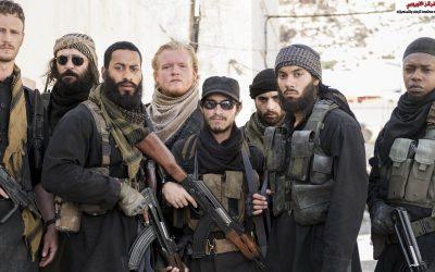 """مسالك تهريب مقاتلى """"داعش"""" من سوريا الى تركيا"""