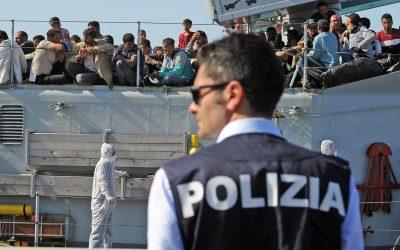 الهجرة غير الشرعية بين الموقف الأسبانى والإيطالي وتداعياتها الأمنية . بقلم محمد عثمان