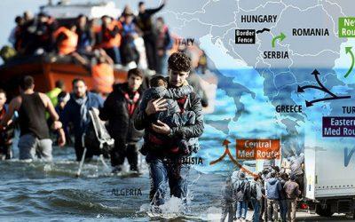 تعرف على الأتفاق الأوروبي التركي حول اللاجئين وأسباب فشله !