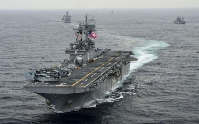 القوة البحرية المحتملة، لمواجهة القرصنة الإيرانية في مياه الخليج ؟