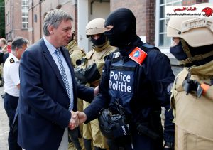 بلجيكا ومكافحة التطرف