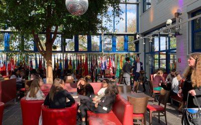 مؤتمر المركز الأوروبي لدراسات مكافحة الإرهاب والإستخبارات في برلين يوم 30 سبتمبر 2019