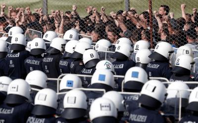 سياسات النمسا الجديدة لمواجهة الهجرة الغير شرعية.بقلم بسمه فايد