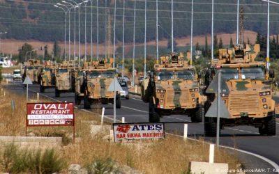 مآلات الإجتياح العسكري التركي لشمال سوريا و تداعياته على أمن أوروبا