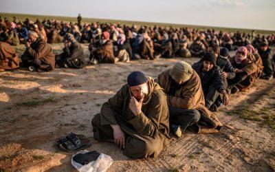 مخاوف أوروبية من إعادة إحياء تنظيم داعش