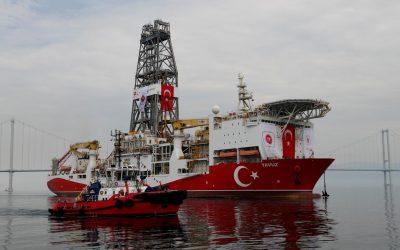 كيف تعامل الاتحاد الأوروبى مع أطماع تركيا فى غاز شرق المتوسط ، بقلم حازم سعيد