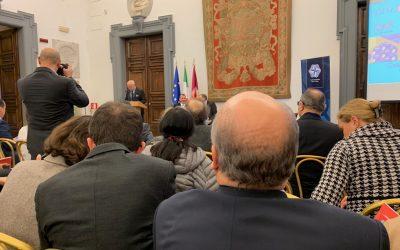 المركز الأوروبي لدراسات مكافحة الإرهاب والإستخبارات يشترك في مؤتمر الناتو  ـ روما